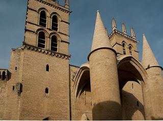 Free tour, catedral de San Pedro en Montpellier