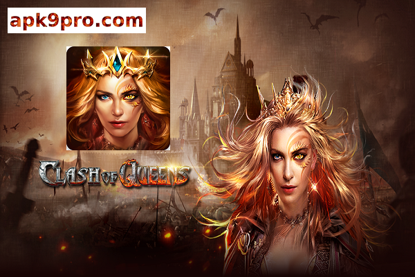 Clash of Queens: Light or Darkness v2.6.4 Apk (File size 98 MB) for android