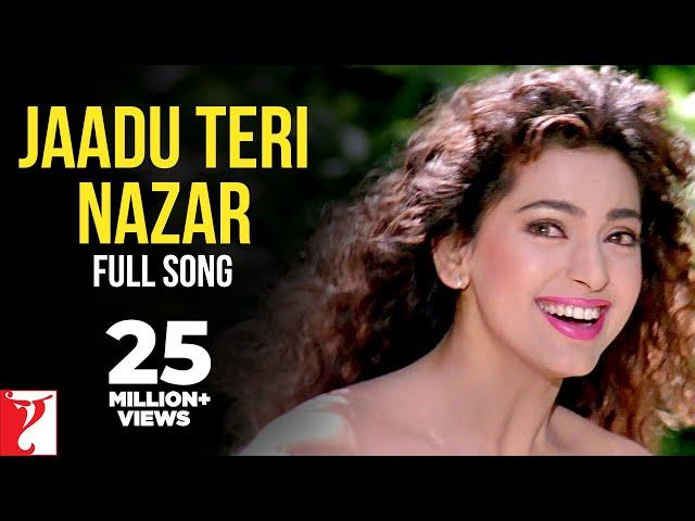 Jaadu Teri Nazar lyrics - Udit Narayan