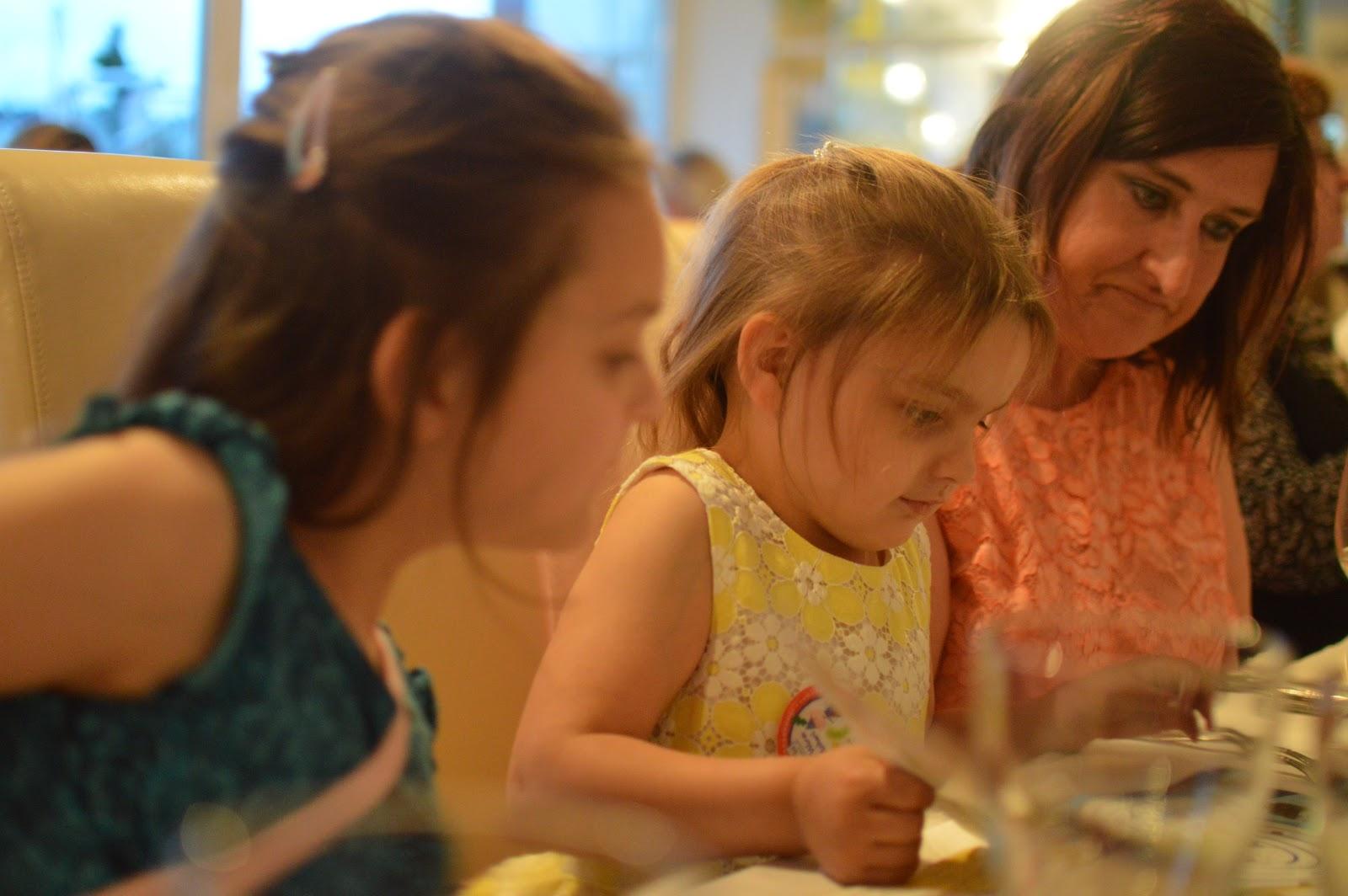 Family meal Martha's Vineyard Family Portraits