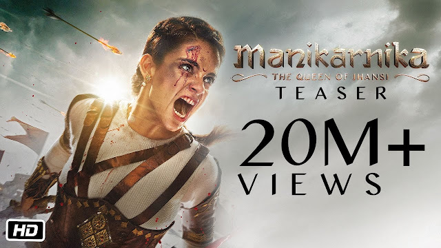 Manikarnika: The Queen Of Jhansi Preview: Kangana Ranaut's Fight ForFreedom Begins