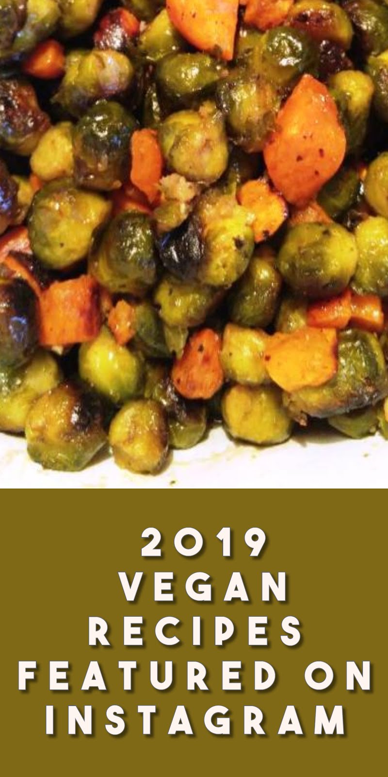 2019 List of IG Vegan Recipes