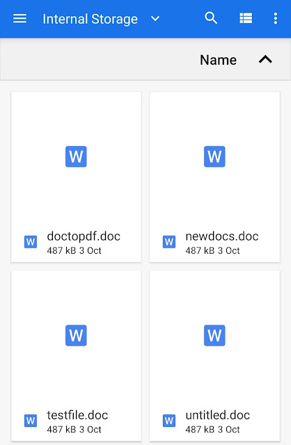 Load Word (DOC) file