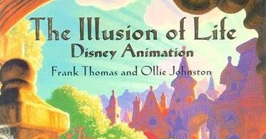 Disney of the illusion book life animation