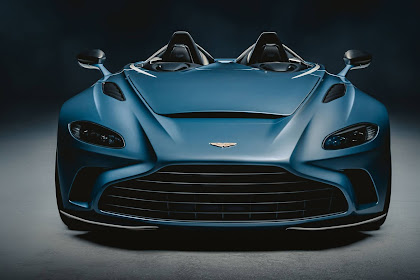 2021 Aston Martin V12 Speedster Review