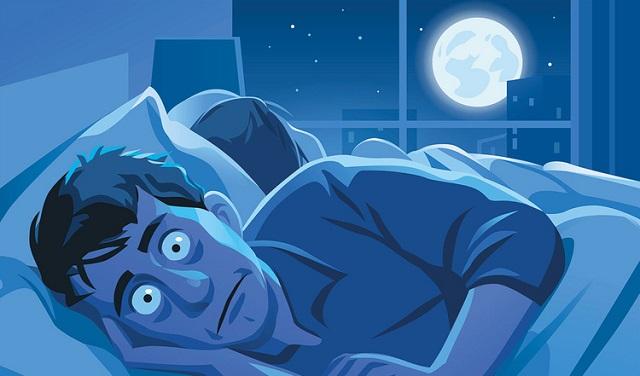 علاج الارق واضطرابات النوم