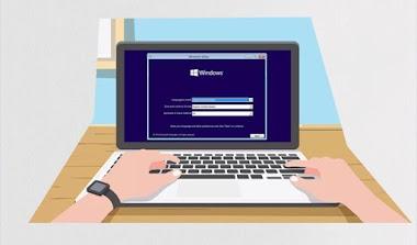Jasa Install Ulang Komputer Panggilan Di Palmerah Jakarta Barat