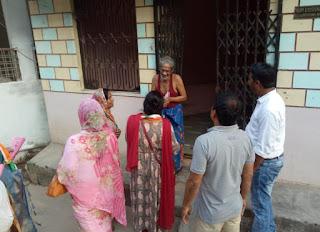 कांग्रेस प्रत्याशी कांतिलाल भूरिया के पक्ष में किया गहन जनसम्पर्क