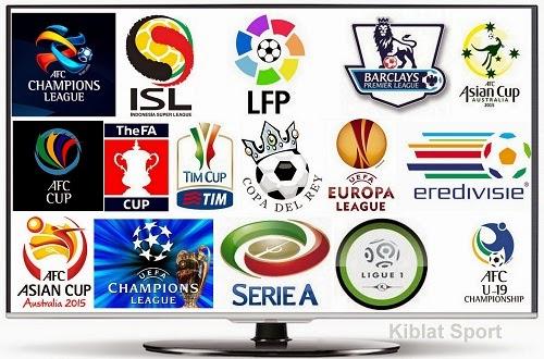 Jadwal TV Siaran Langsung Sepakbola Terkini