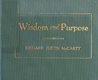 Wisdom and purpose