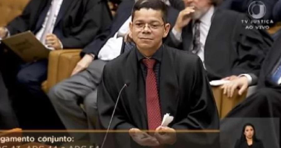 Petrolinense evangélico, advogado faz breve discurso no STF sobre ética e direito e impressiona internautas. Veja vídeo: - Portal Spy