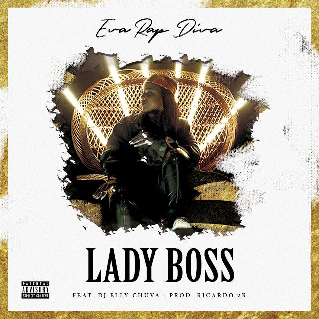 "A rapper angolana Eva RapDiva lança o clipe ""LadyBoss"" com part. de Dj Elly Chuva"
