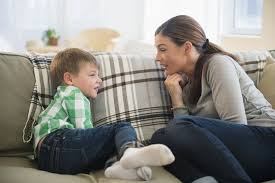 Make time to talk with your kids!