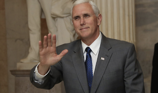 Pence To Make Campaign Push Amid GOP Concerns Over Trump