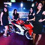 Event Launching All New CBR 150R 2016