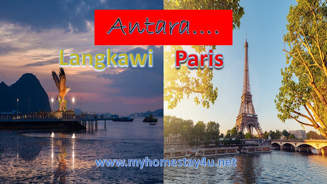Antara Langkawi dan Paris (Muhasabah Diri)