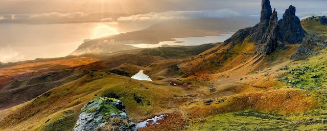 The summer trip that wasn't: the Isle of Skye, in Scotland