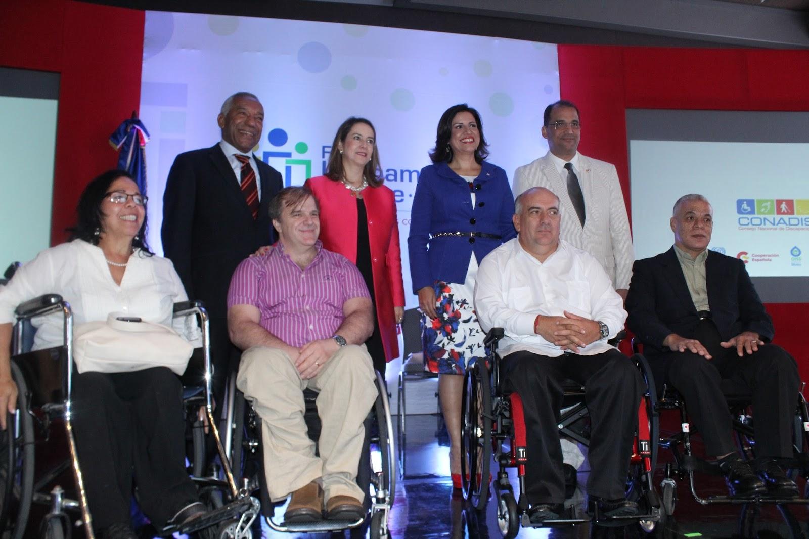 CONADIS realiza foro internacional para impulsar la inclusión laboral en República Dominicana e Iberoamérica