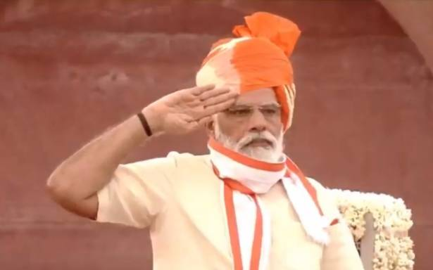 PM Modi Announces National Digital Health Mission on Independence Day