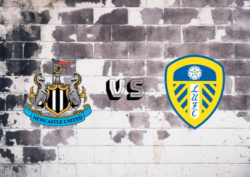Newcastle United vs Leeds United  Resumen