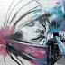 Artista pinta mural en honor a Lady Gaga antes de su show en Sacramento