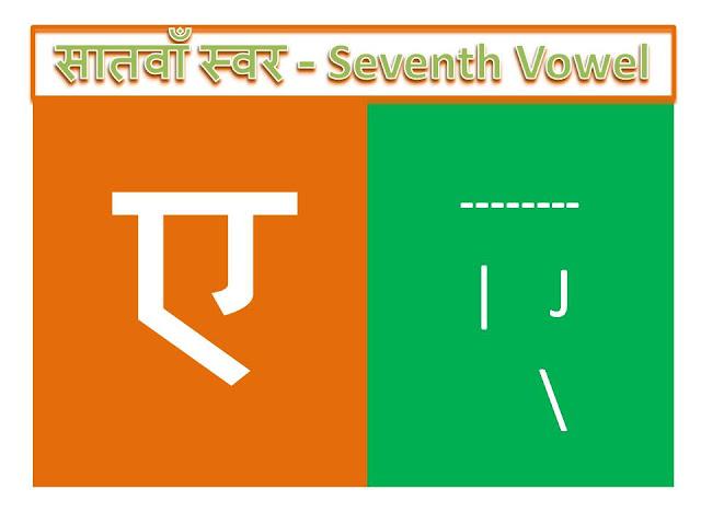hindi letters writing method