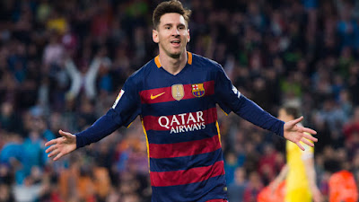 Lionel Messi is the world's most expensive player with a value of £163million