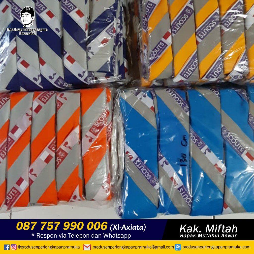 Produsen Scarf Pramuka Keren WA 0877-5799-0006