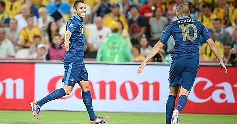 Major League Soccer Italia  Euro 2012  la Francia fulmina l Ucraina ... e120109f7a033