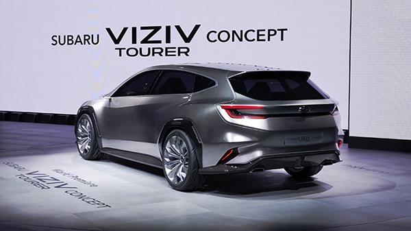 Subaru VIZIV Tourer Concept - 3