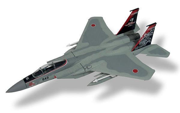 aviones de combate F-15J Eagle