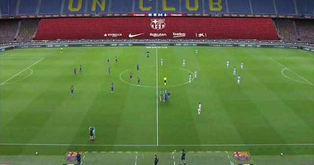 مباراة برشلونة واسبانيول بث مباشر