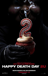 Happy Death Day 2U Horror Movie Review
