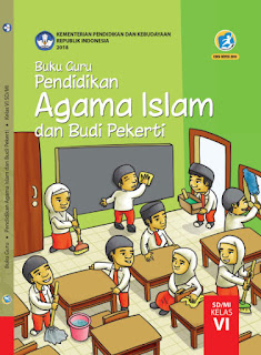 Buku Siswa PAI Kelas 6-VI Kurikulum 2013 Revisi 2018