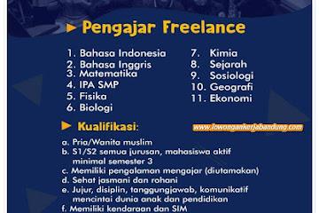Lowongan Kerja Bandung Pengajar Freelance Smart Edu Corner