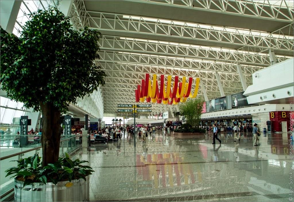Ухань, Wuhan, China, Sina, Китай, аэропорт