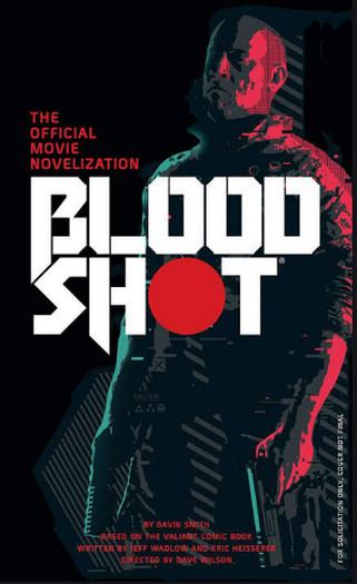 BLOOD SHOT FULL MOVIE INFO