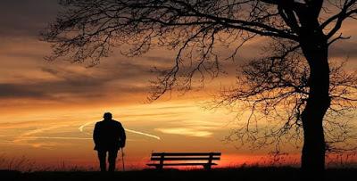 ترجو السعادة يا قلبي ولو وجدت في الكون لم يشتعل حزن ولا ألم