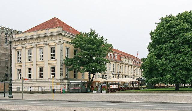 Palais Populaire - Prinzessinnenpalais, Berlim