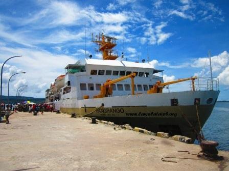 Jadwal Keberangkatan Kapal Laut Pelni Pangrango