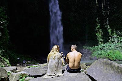 Air Terjun Nungnung yang digemari wisatawan - Backpacker Manyar