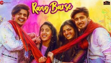 Rang Barse Lyrics - Mamta Sharma and Shaan