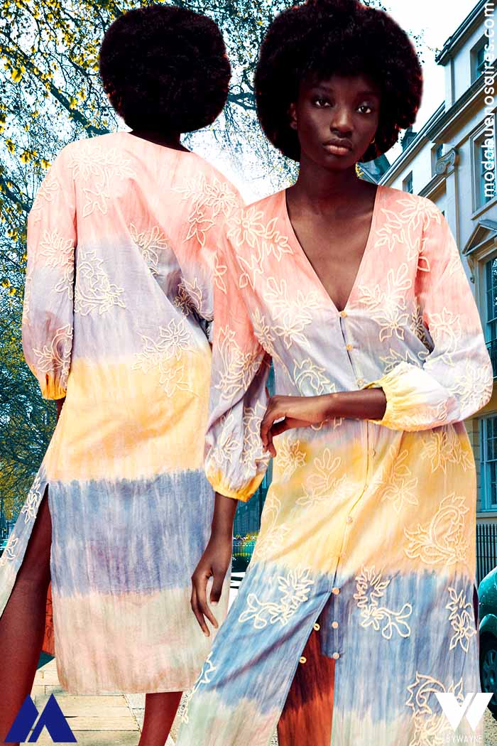 Colores de moda primavera verano 2022