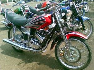 Gambar Modifikasi Yamaha RX King