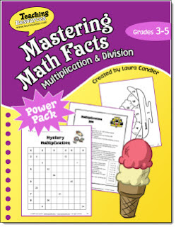 photo of Mastering Math Facts