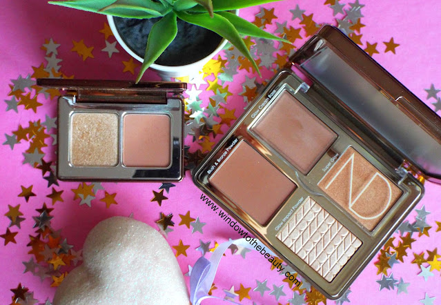 Natasha Denona Tan Bronze & Glow vs mini Bronze & Glow