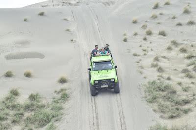 Ilocos Sand Dunes