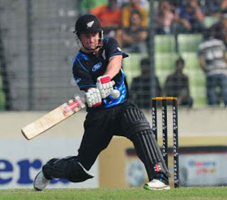 Bangladesh vs New Zealand Only T20I 2013 Highlights
