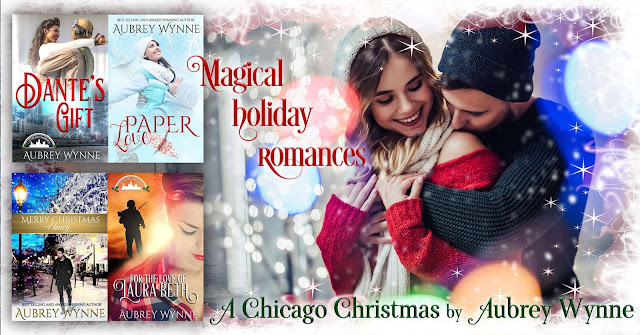 A Chicago Christmas series by Aubrey Wynne