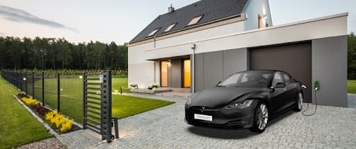 Private-domestic charging points